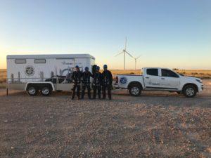 equipo Texas Controls Argentina