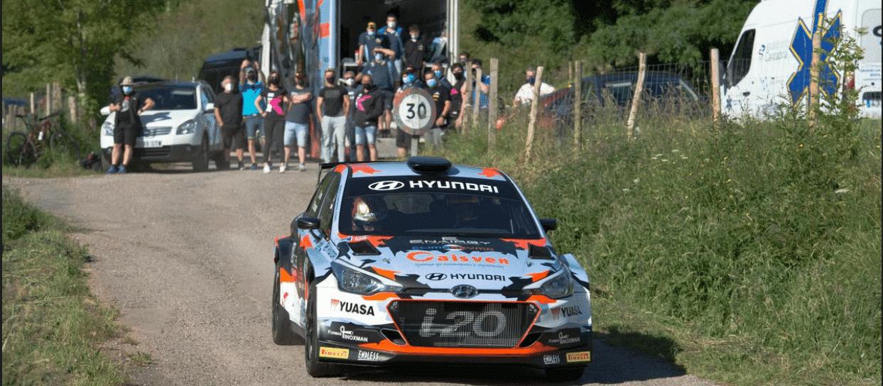 El equipo Ares Racing arranca la temporada de rallies en Zamudio